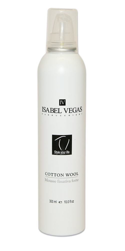 cotton wool isabel vegas